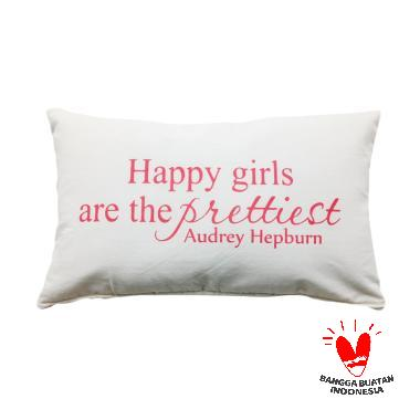 Stiletto In Style Happy Girls Cushion Cover [30 x 50 cm]