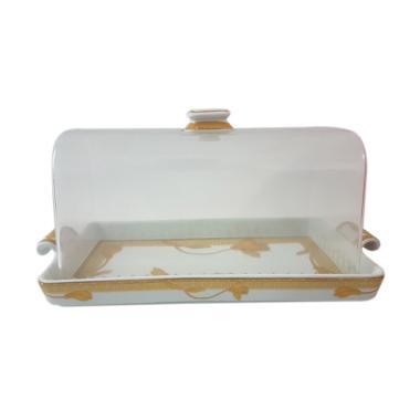 harga Vicenza Square Cake Plate Tempat Roti Blibli.com