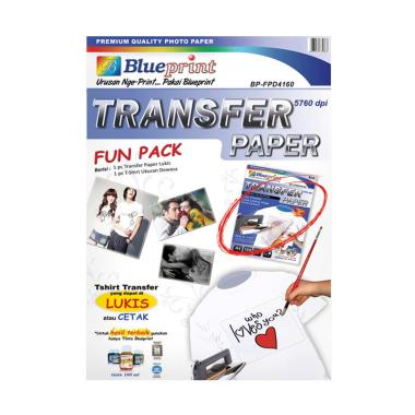 Jual stationery blueprint harga kualitas terjamin blibli blueprint bp fpd4160 transfer paper dewasa fun pack malvernweather Image collections