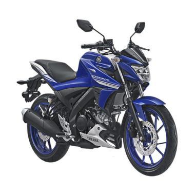 harga Yamaha All New Vixion R 155 Sepeda Motor - Racing Blue Blibli.com