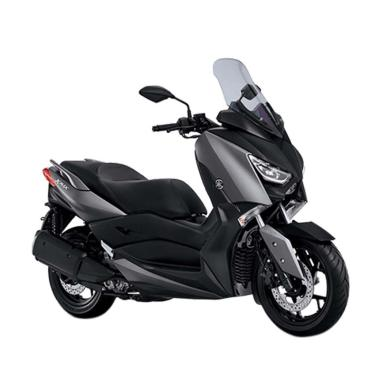 Indent - Yamaha XMAX 250 ABS Sepeda Motor - Masculine Grey