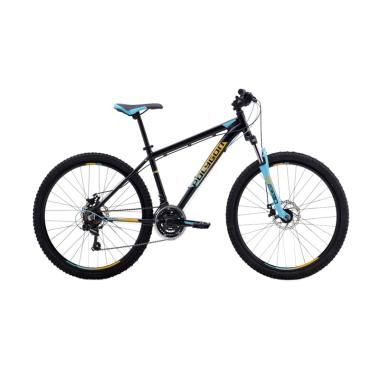 Polygon Monarch 5 MTB 26 R Sepeda MTB - Black
