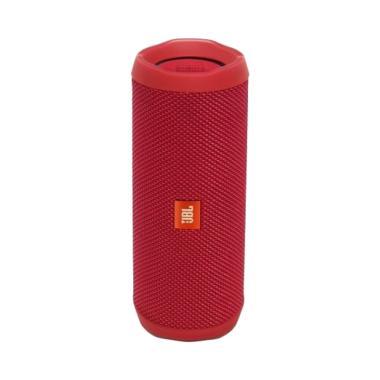 JBL Flip 4 Bluetooth Speaker - Red Ladang