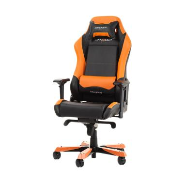 Dxracer OH/I11/NO Iron Series Gaming Chair - Black Orange