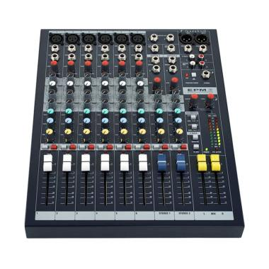 Soundcraft EPM 6 Audio Mixer [6 Channel]
