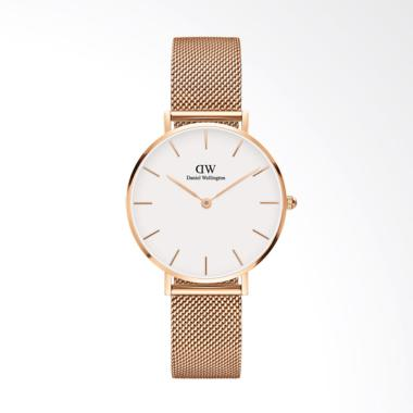 Daniel Wellington Classic Petite Me ... Wanita - Rose Gold [32mm]