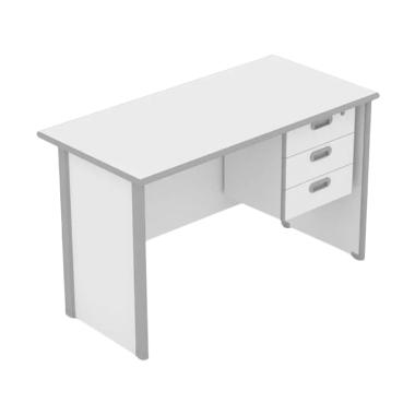 Ivaro Uod 1031-1081 Uno Office Desk Meja Kantor (knock down)