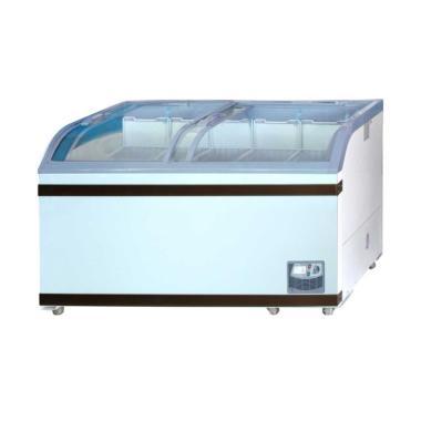 GEA GETRA SD-500BY Sliding Curve Glass Freezer [Jabodetabek]