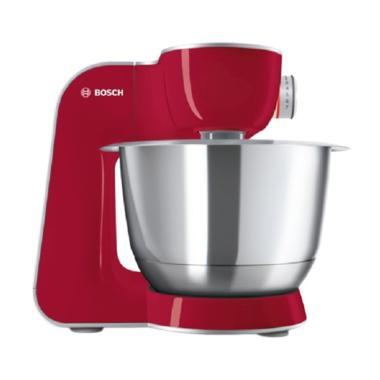 Bosch MUM58720 Kitchen Machine Mixer - Red