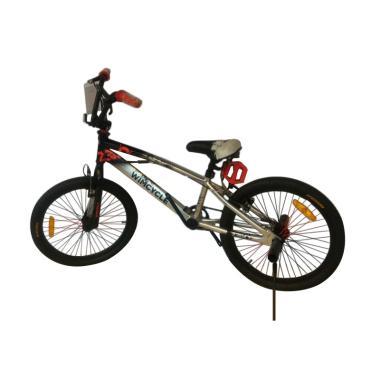 harga Wim Cycle FS Zero 20 AF Sepeda BMX - Black Silver Blibli.com