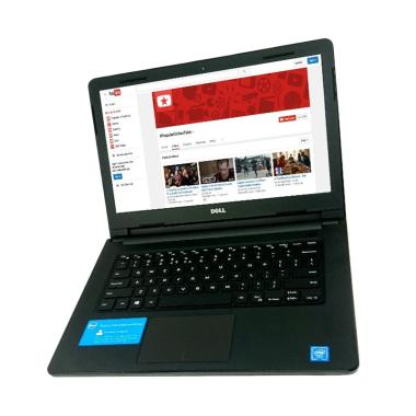 Laptop/Notebook DELL Inspiron 3462  ...  Inch/ DVDRW] Warna Hitam