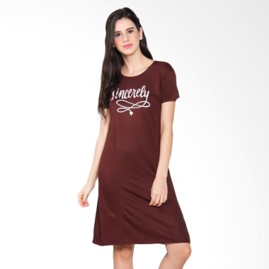 LEMONE 610S101841 Baju Dress Wanita