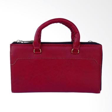 Baglis Alisia Wallet Dompet Wanita - Merah