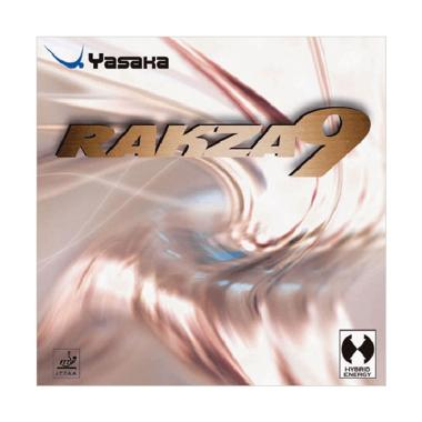 Yasaka Rakza 9 Rubber Bat Tenis Meja - Red