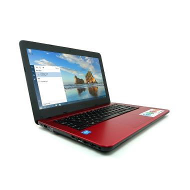 Asus X441SA BX003-T Notebook - Red  ... GB/HDD 500GB/LCD 14 inch]