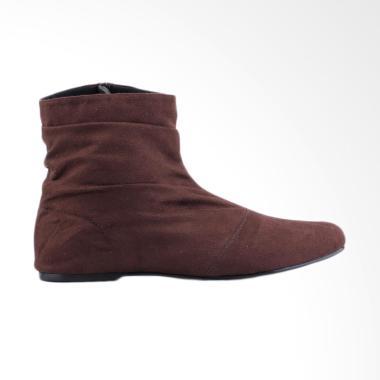 Jual Sepatu Boots Wanita - Model Terbaru   Harga Murah  bf5af53035