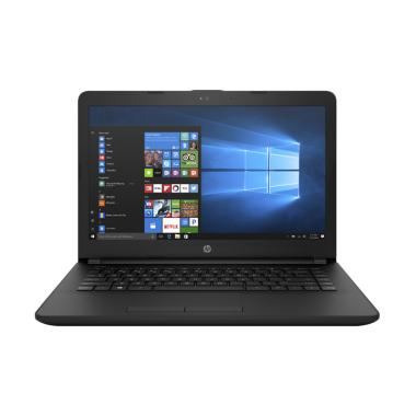 HP 14-BS001TU Notebook - Hitam [Cel ...  Ram/ 500GB HDD/ 14 Inch]