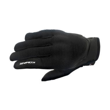 KOMINE GK-194 Protect 3DM Glove Sarung Tangan Motor - Black
