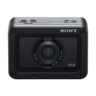 Sony Cyber-shot DSC-RX0 + Housing MPK-HSR1 - Black