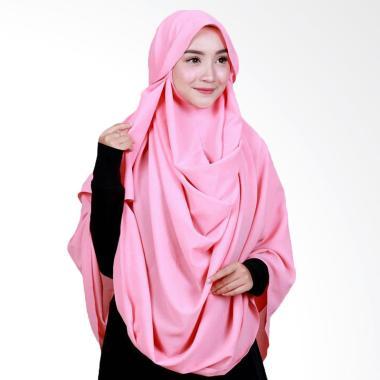 amella-hijab_amella-hijab-elsa-07-kerudung---pink_full02 Hijab Jumbo Terlaris dilengkapi dengan List Harganya untuk minggu ini