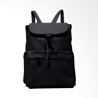 NYS 003 Backpack Wanita - Hitam
