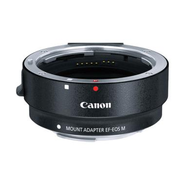 Canon Mount Adapter EF-EOS M to EF Lens without Tripod Mount