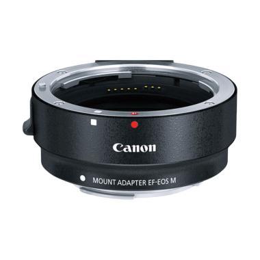 Canon EF Lens to EOS M Camera jpckemang