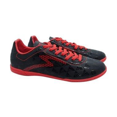Specs Quark In Sepatu Futsal - Black [400720]
