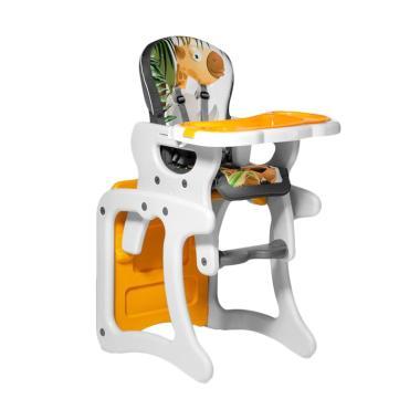 Baby Safe Giraffe HC01C Kursi Makan Bayi - Orange