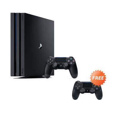 SONY PlayStation 4 Pro CUH-7006B Ga ...  1 DualShock 4 Controller