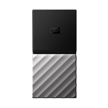WD My Passport SSD Eksternal [1TB/ USB 3.1]