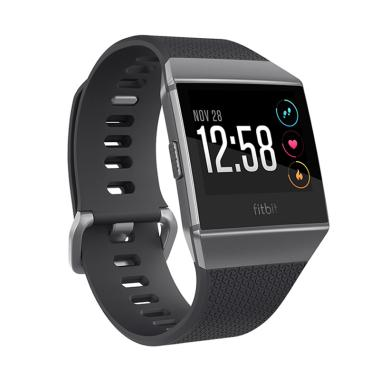FitBit Ionic Smartwatch - Smoke Gray