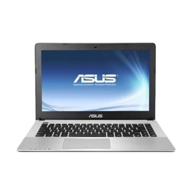 Asus X555BA-BX901T Notebook - Hitam ...  4GB/HDD 500GB/R4/Win 10]