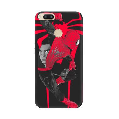 Acc Hp Spiderman 2 O0288 Custom Cas ... mi Mi A1 or Mi 5X - Black