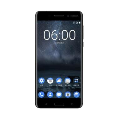 Nokia 6 Smartphone - Black [32 GB/3 GB/4G LTE]