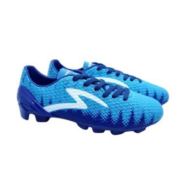 Specs Cyanide Wildcat Sepatu Sepakbola Pria - Navy [100741]