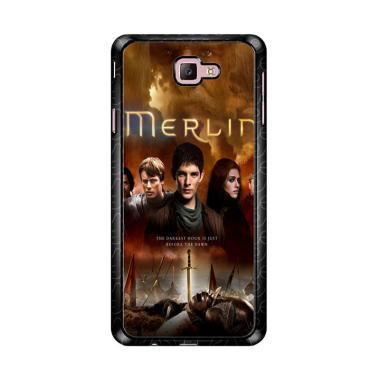 Flazzstore Merlin Fantasy Adventure ... r Samsung Galaxy J5 Prime