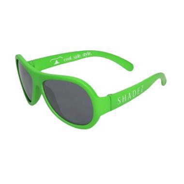 Shadez Junior Eyeglass 3-7 Years Classic Sunglasses| Green
