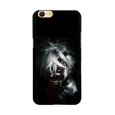 Flazzstore Tokyo Ghoul Kaneki O0423 Custom Casing for Oppo A57 or A39