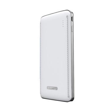 VISIO L03 Powerbank - Putih [10000 mAh]