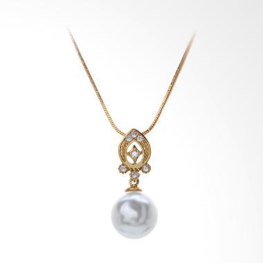 Cocoa Jewelry Beautiful in White Kalung