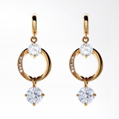 Cocoa Jewelry Elegant Love Anting