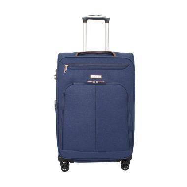 Navy Club TSA GGCH Softcase Koper - Biru [Size 24 Inch]