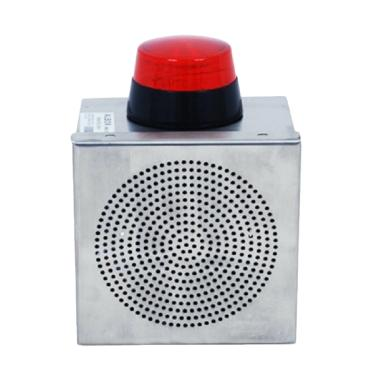 ALBOX MBS15 Metal Box Dual Piezo Si ...  Light Perangkat Keamanan