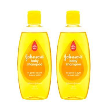 Johnson's Baby Shampoo [200 mL/2 pcs]