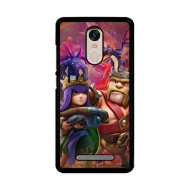 Flazzstore Clash Of Clans Game Z275 ... r Xiaomi Redmi Note 3 Pro