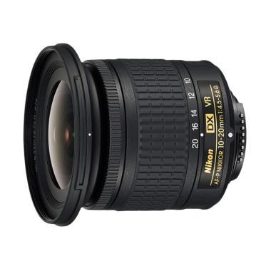 Nikon Lensa AF P DX 10-20mm f4.5-5.6 G VR