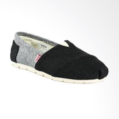 Wakai WAK-SW017BG-KEGAWA Sepatu Unisex - Grey