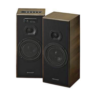 Sharp CBOX-B635UBO Active Speaker