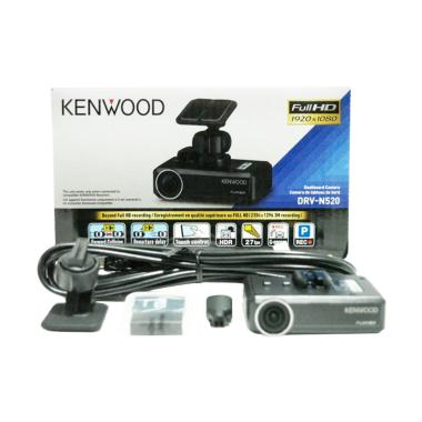 Kenwood DRV-N520 DVR Car Camera [Full HD]